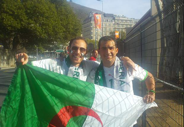 Algeria's Assistant Coach Zoheir Djelloul Resigns