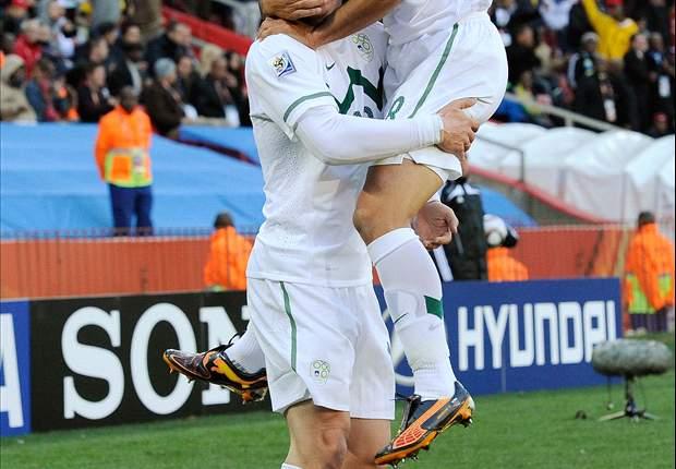 Slovenia 2-2 USA: Landon Donovan Strike Sparks Stars And Stripes Comeback