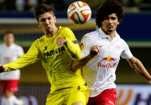 Delantero: Luciano Vietto | Red Bull Salzburgo 1 VILLARREAL 3 | Dos goles, una asistencia