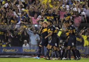 Boca ganó en sus dos presentaciones en la Copa Libertadores y se ilusiona.