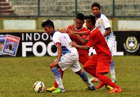 Persib U-16 Tekuk Indonesia U-16