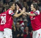 Arsenal braucht im Mittelfeld Konstanz