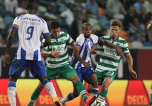 Domingo 01 marzo - Duelo colombiano en la Liga Zon Sagres. Porto de Jackson y Quintero enfrentará a Sporting Lisboa de Freddy Montero - 2:15pm