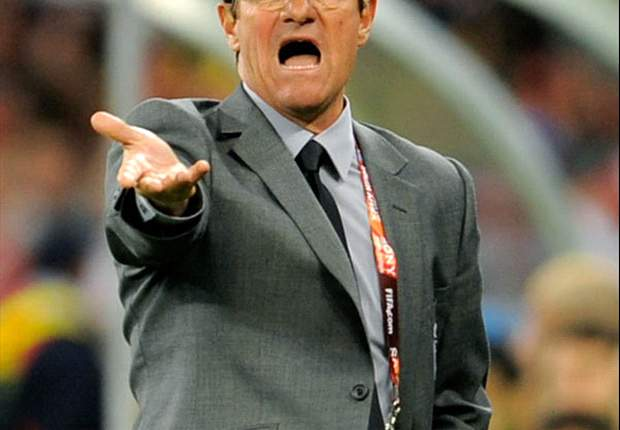 World Cup 2010: Fabio Capello Admits Tournament Pressure Is Affecting England