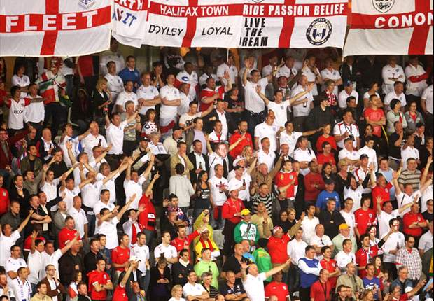 England set for lowest turnout in decades at Euro 2012 amid safety fears & fan apathy