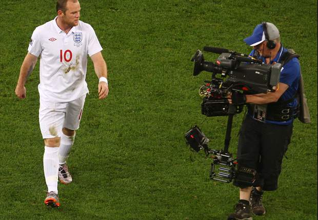 Wayne Rooney apologises for outburst at England fans after Algeria World Cup 2010 draw