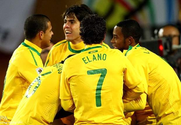 World Cup 2010: Brazil v Chile: The Key Battles