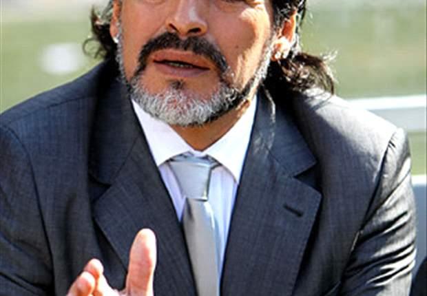 Maradona Khawatirkan Kondisi Messi