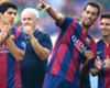 Barcelona are the club of my life, says Busquets