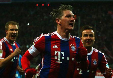 Bayern Bests Koln