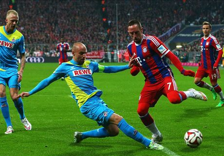 Match Report: Bayern Munich 4-1 Koln