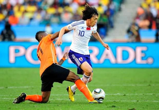 Die Niederlande und Japan trafen bereits bei der WM 2010 aufeinander