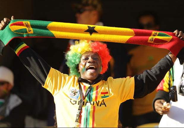Ghana edge out South Africa to qualify for the 2013 African Under-17 Championship