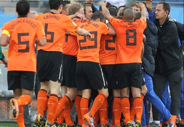 Vize-Weltmeister Niederlande startet gegen die Türkei in die WM-Qualifikation