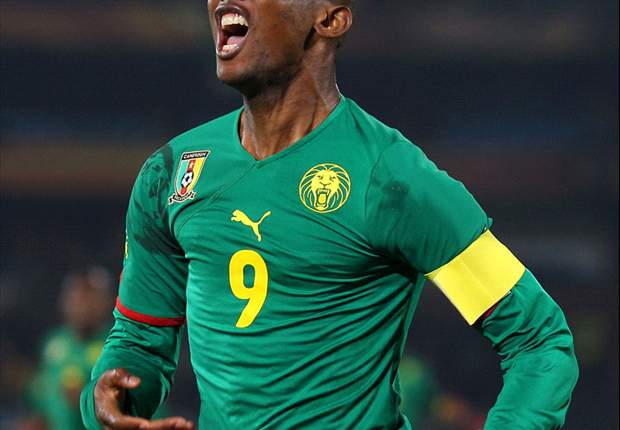 Samuel Eto'o returns to Cameroon national team in August