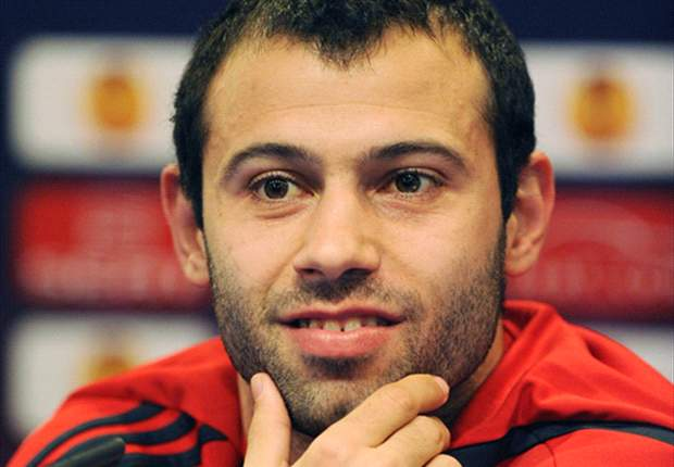 Liverpool manager Roy Hodgson backs Javier Mascherano to give his all until he leaves club