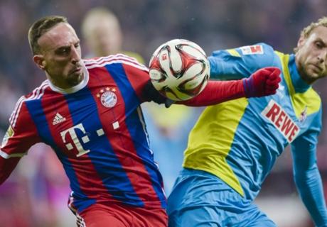 Lima Gol Terbaik Bundesliga Pekan Ini
