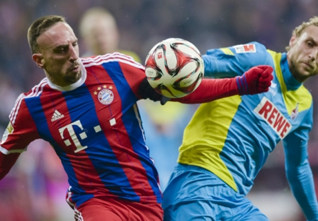 Bayern, Bernès soutient Ribéry