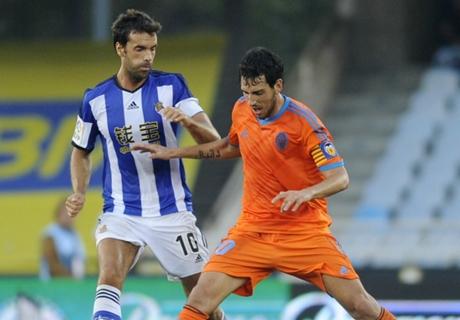 Previa Liga BBVA: Valencia - Real Sociedad