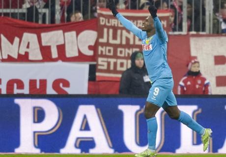 Ujah scores eighth Bundesliga goal