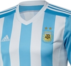 Las camisetas para la Copa América