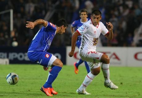 Godoy Cruz lo ganó sobre el final