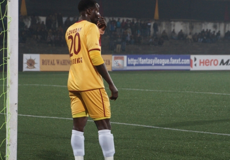 Loveday on Wahingdoh's title hopes