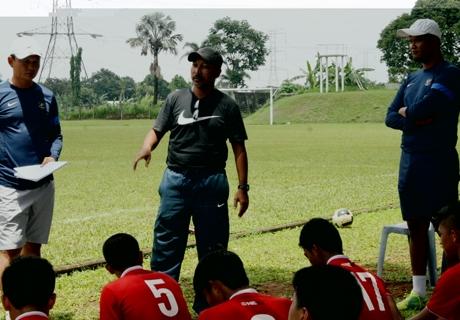 Fakhri Puas Penampilan Penggawanya Di Timnas U-16