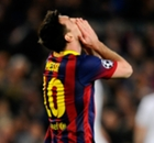 Messi second in most misses in Europe