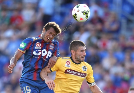 Match report: Jets 0-0 Mariners