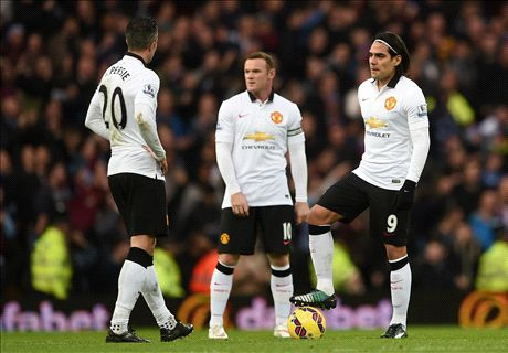 Man Utd lack prolific striker - Van Gaal