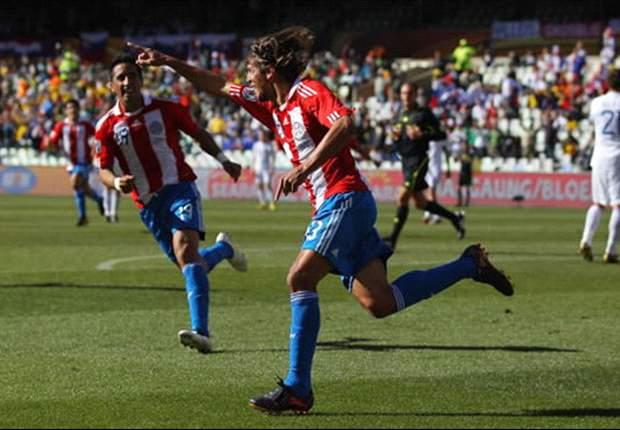 Paraguay enfrentará a El Salvador en un amistoso