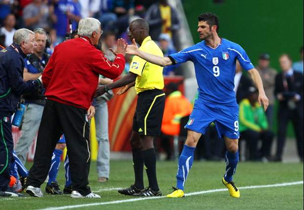 World Cup 2010 Player Ratings: Italy 1-1 New Zealand