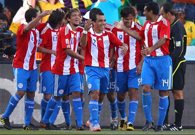 World Cup Comment: Accomplished Paraguay Benefit From The Argentina Factor