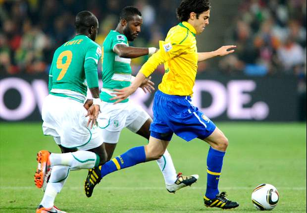 Goal.com readers feel Kaka deserves his Brazil recall