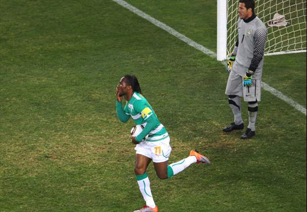 World Cup 2010: Cote d'Ivoire Striker Didier Drogba Believes Luis Fabiano Was The Difference For Brazil