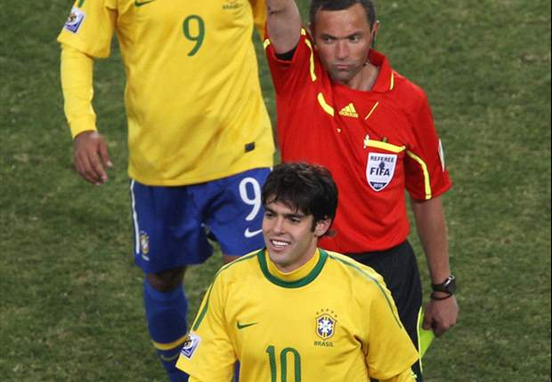 World Cup 2010: Kaka & Robinho Return For Brazil As Ramires Replaces Felipe Melo For Chile Clash