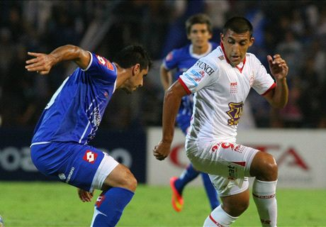 Argentina: Godoy Cruz 2-1 Huracán