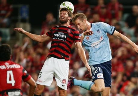 Antonis winner decides classic Sydney Derby