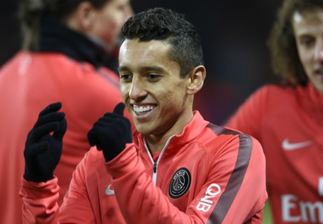 Marquinhos pleased by PSG faith