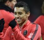 Marquinhos pleased by PSG faith