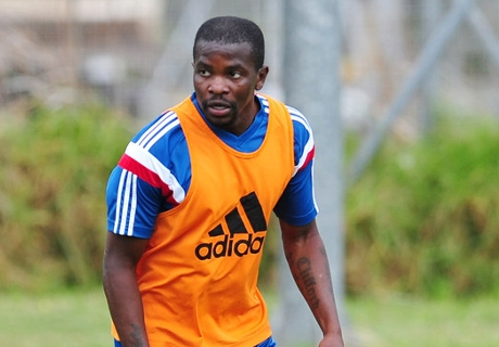 EXCL: Mulenga has been unlucky - RDS