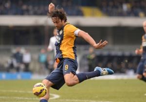 9. Luca Toni | Verona | Serie A | Chances fallite: 12 | Goal: 9