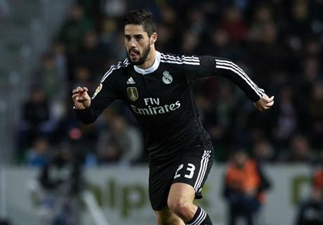 Real Madrid, le public n'a pas aimé le remplacement d'Isco