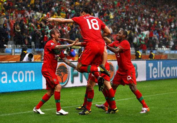 World Cup 2010: Portugal Star Cristiano Ronaldo Happy With Goal In North Korea Rout