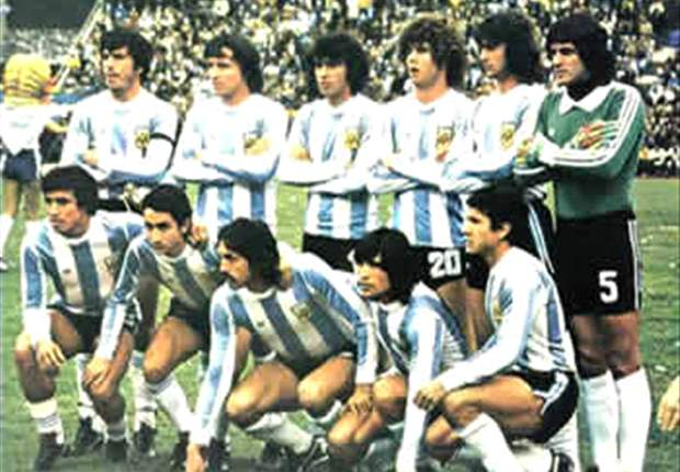 La Selección que jugó ante Polonia constituyó la base del equipo que ganó el Mundial 78.