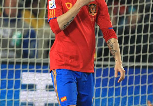 Spain's goal-shy strikeforce: Llorente, Negredo & Torres the lowest-scoring centre-forward trio among Euro 2012's big guns