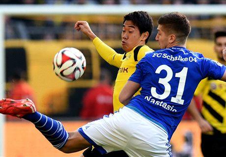 EN VIVO: Borussia Dortmund 0-0 Schalke