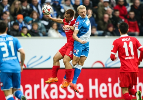 Mainz verliert erstmals in Hoffenheim