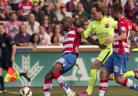 Vídeo   Granada 1-3 Barcelona
